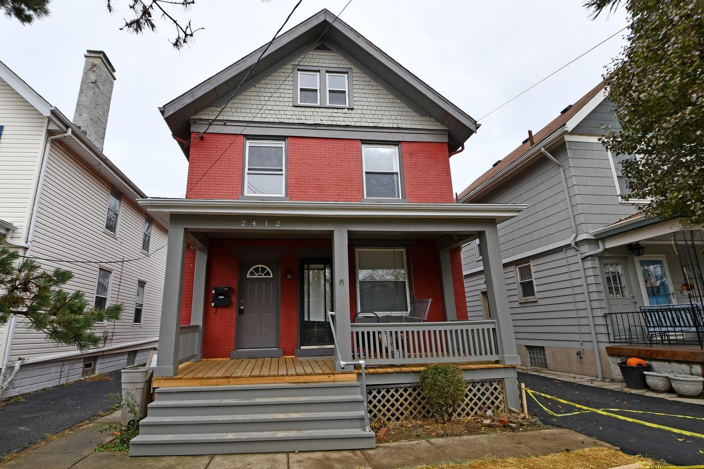 Property for sale at 2412 Kenilworth Avenue, Norwood,  Ohio 45212