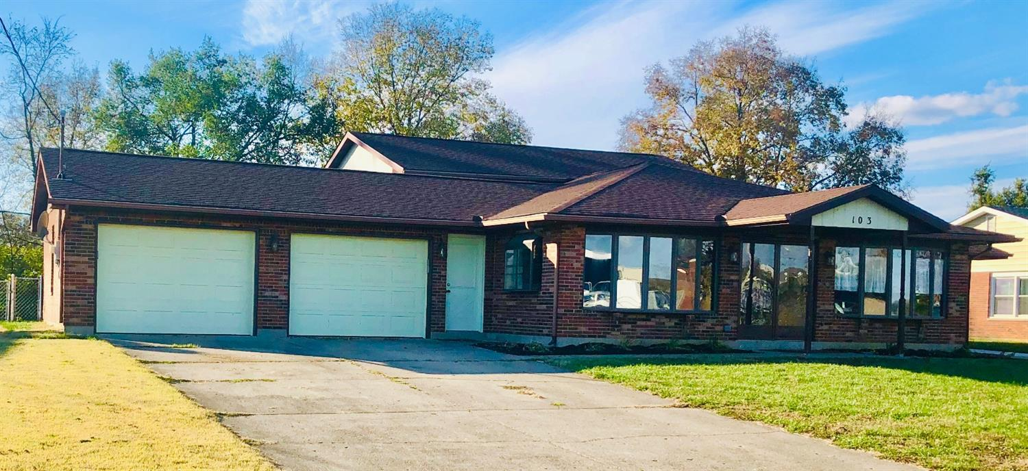 Property for sale at 103 Sal Boulevard, Trenton,  Ohio 45067