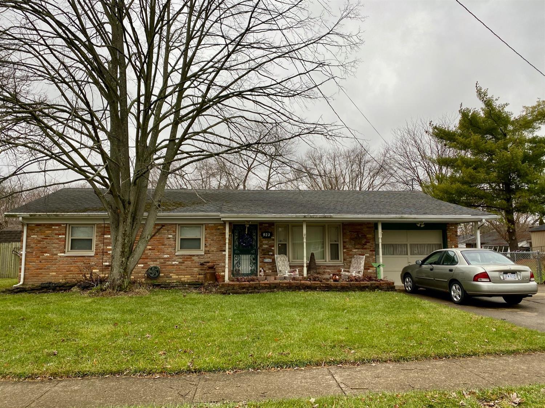 Property for sale at 923 Carson Drive, Lebanon,  Ohio 45036