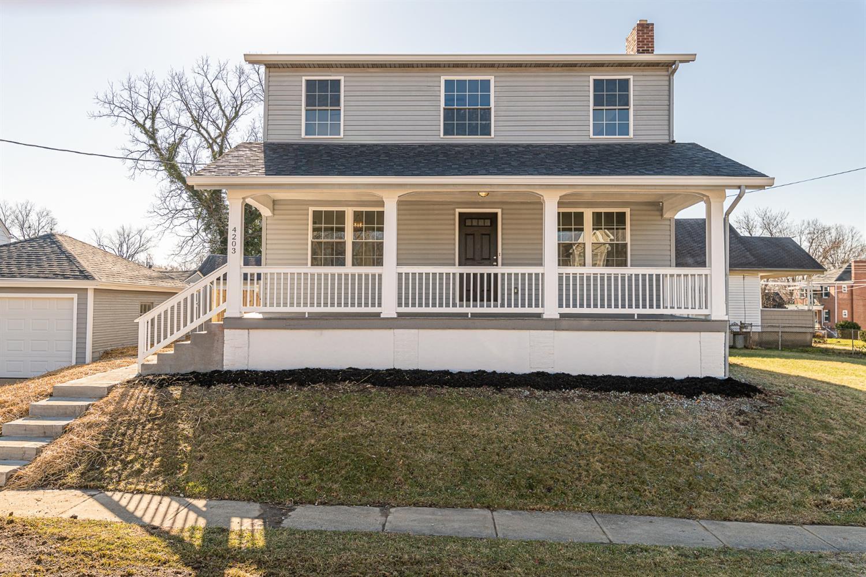 Property for sale at 4203 Oakwood Avenue, Deer Park,  Ohio 45236