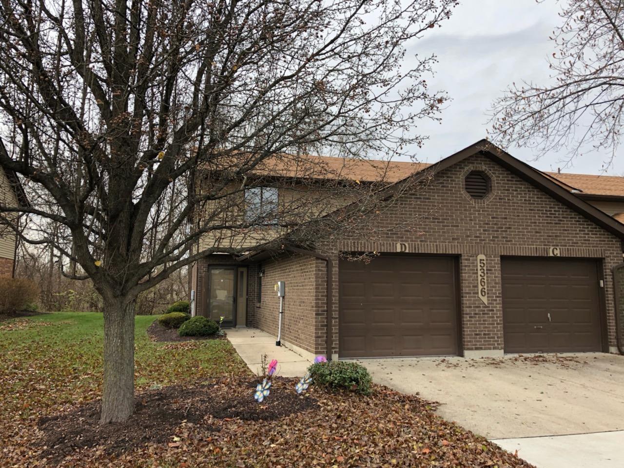 Property for sale at 5366 Boehm Drive Unit: D, Fairfield,  Ohio 45014