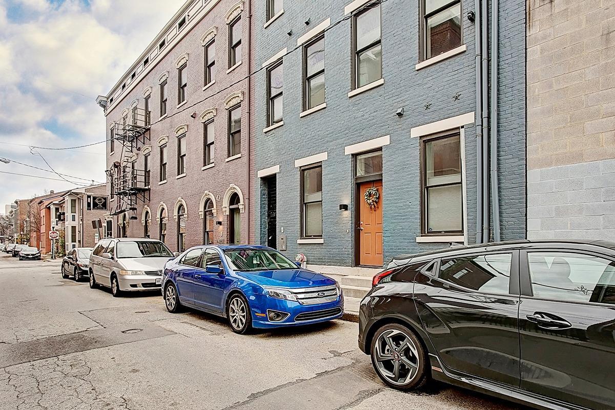 Property for sale at 1509 Pleasant Street Unit: 153, Cincinnati,  Ohio 45202