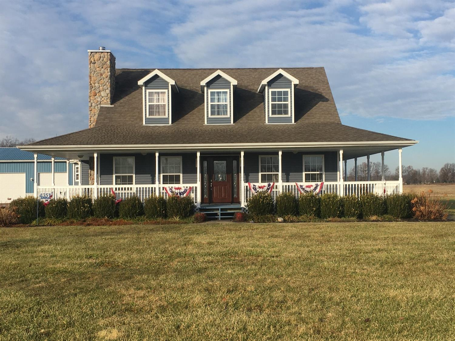Property for sale at 4351 St Rt 134, Salem Twp,  Ohio 45154