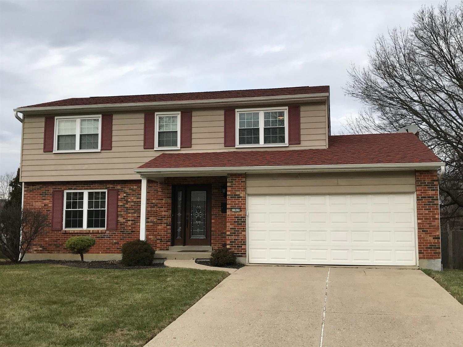 Property for sale at 1024 Hearthstone Drive, Springfield Twp.,  Ohio 45231
