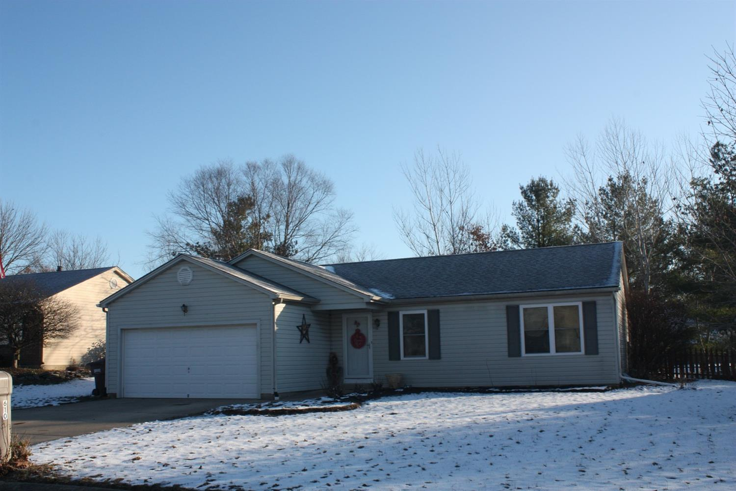 Property for sale at 610 Fox Chase Way, Maineville,  Ohio 45039