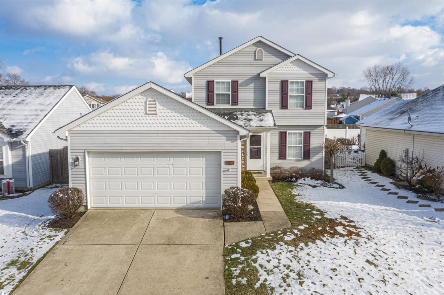 Property for sale at 2570 Bridgewood Drive, Middletown,  Ohio 45044