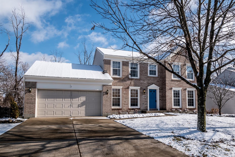 Property for sale at 1166 Poplar Hill Drive, Lebanon,  Ohio 45036