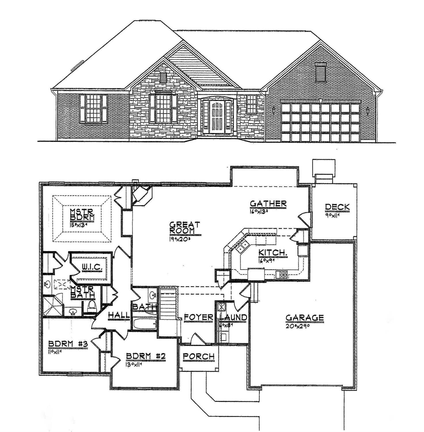 Property for sale at 30 Hampton Glen Lane, Hamilton Twp,  Ohio 45140