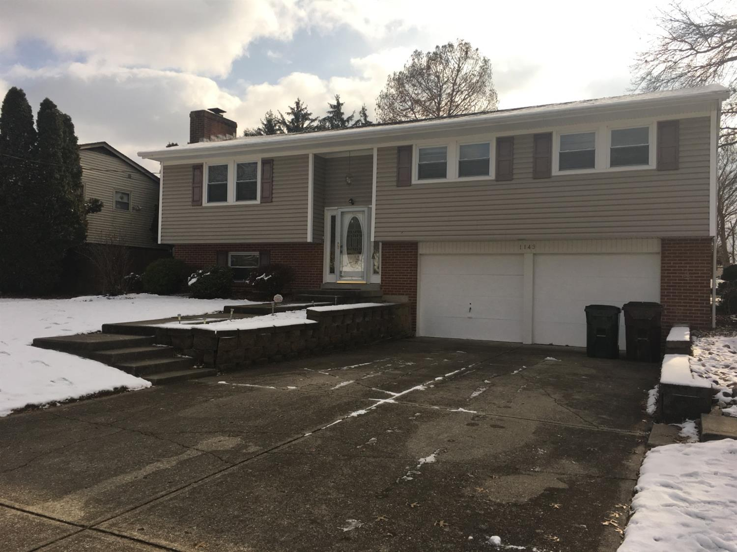 Property for sale at 1143 Blackwell Drive, Fairfield,  Ohio 45014