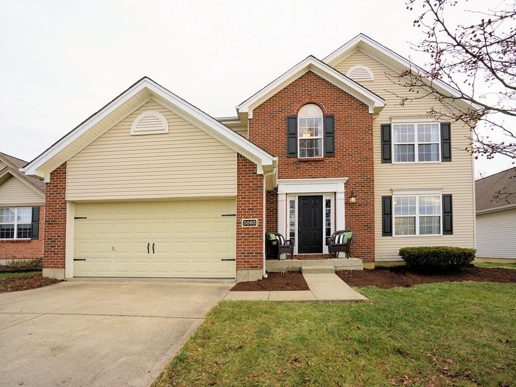 Property for sale at 5593 Sunrise View Circle, Liberty Twp,  Ohio 45044
