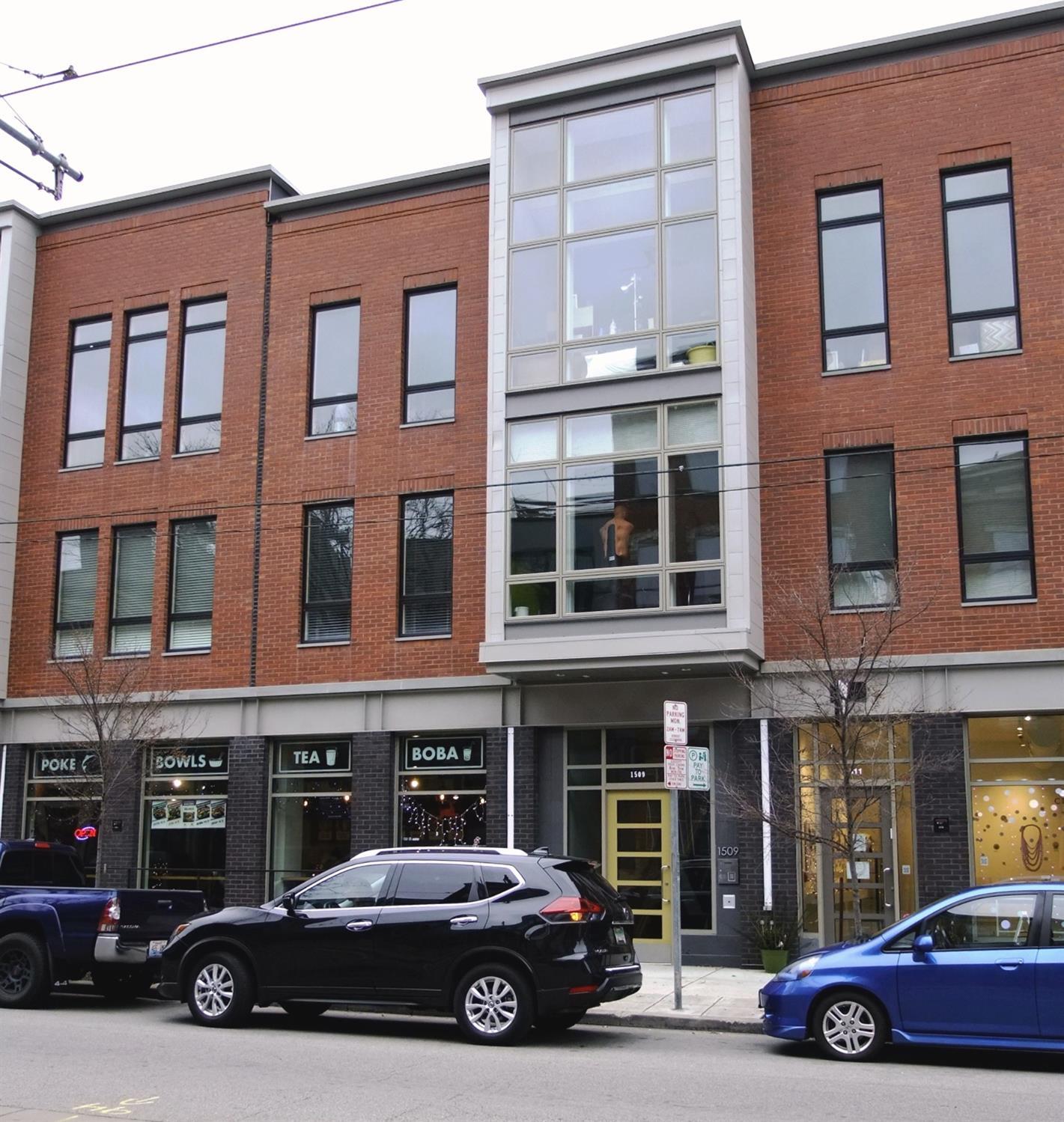 Property for sale at 1509 Race Street Unit: 206, Cincinnati,  Ohio 45202