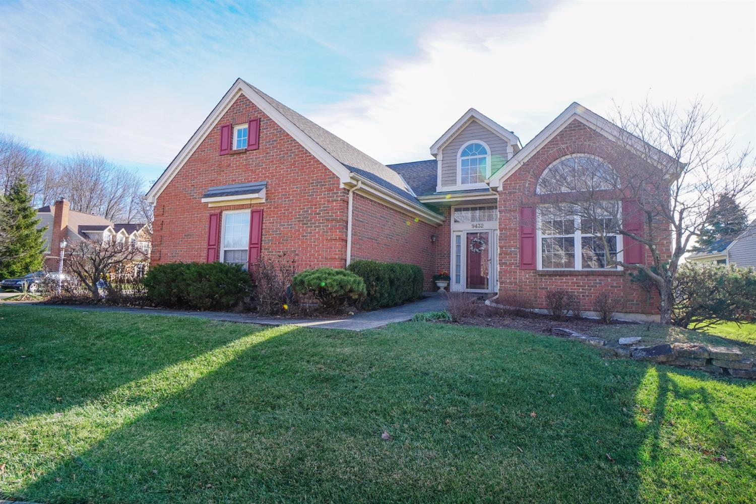 Property for sale at 9432 Old Village Drive, Deerfield Twp.,  Ohio 45140