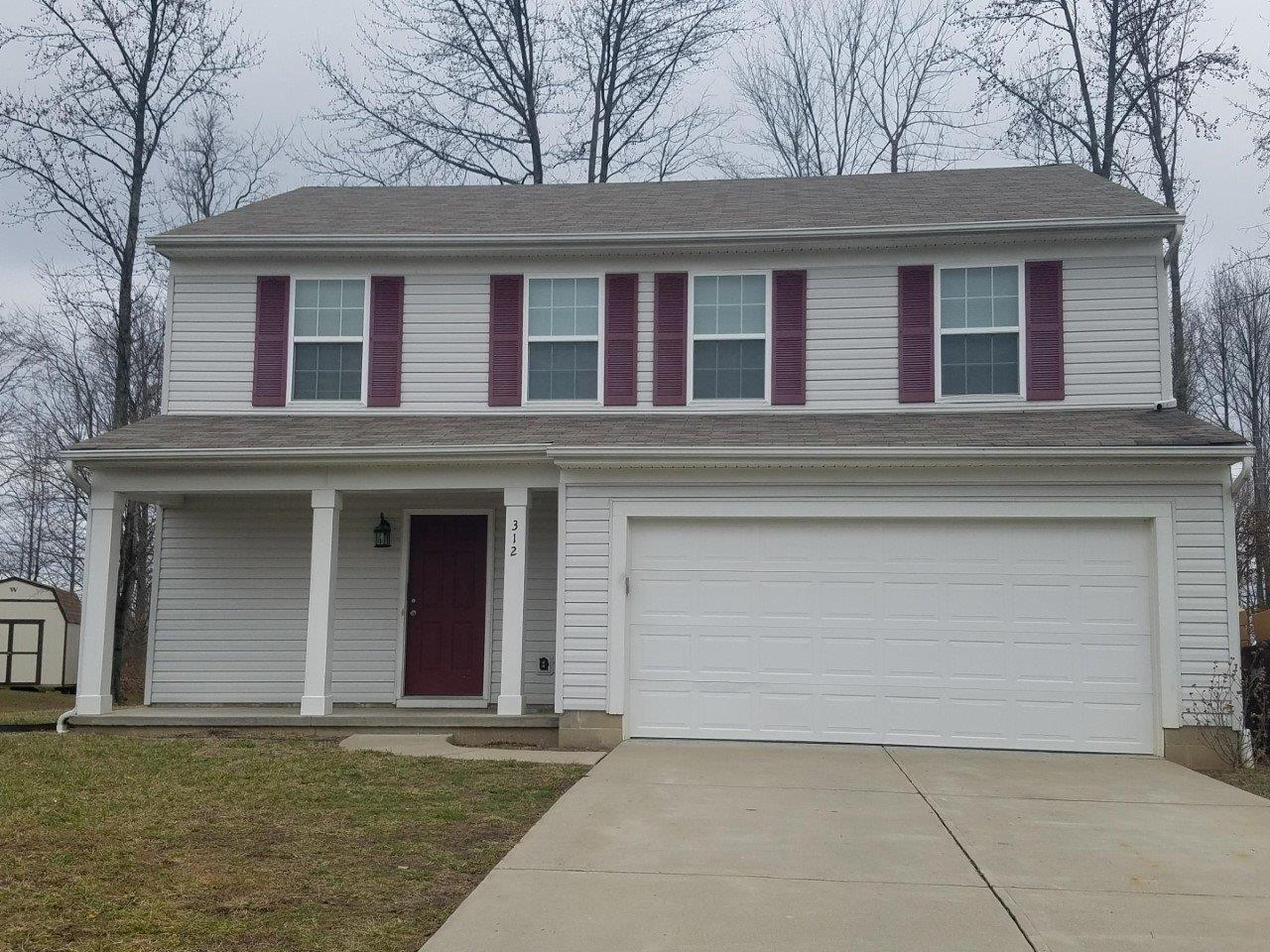 Property for sale at 312 Faith Way, Bethel,  Ohio 45106
