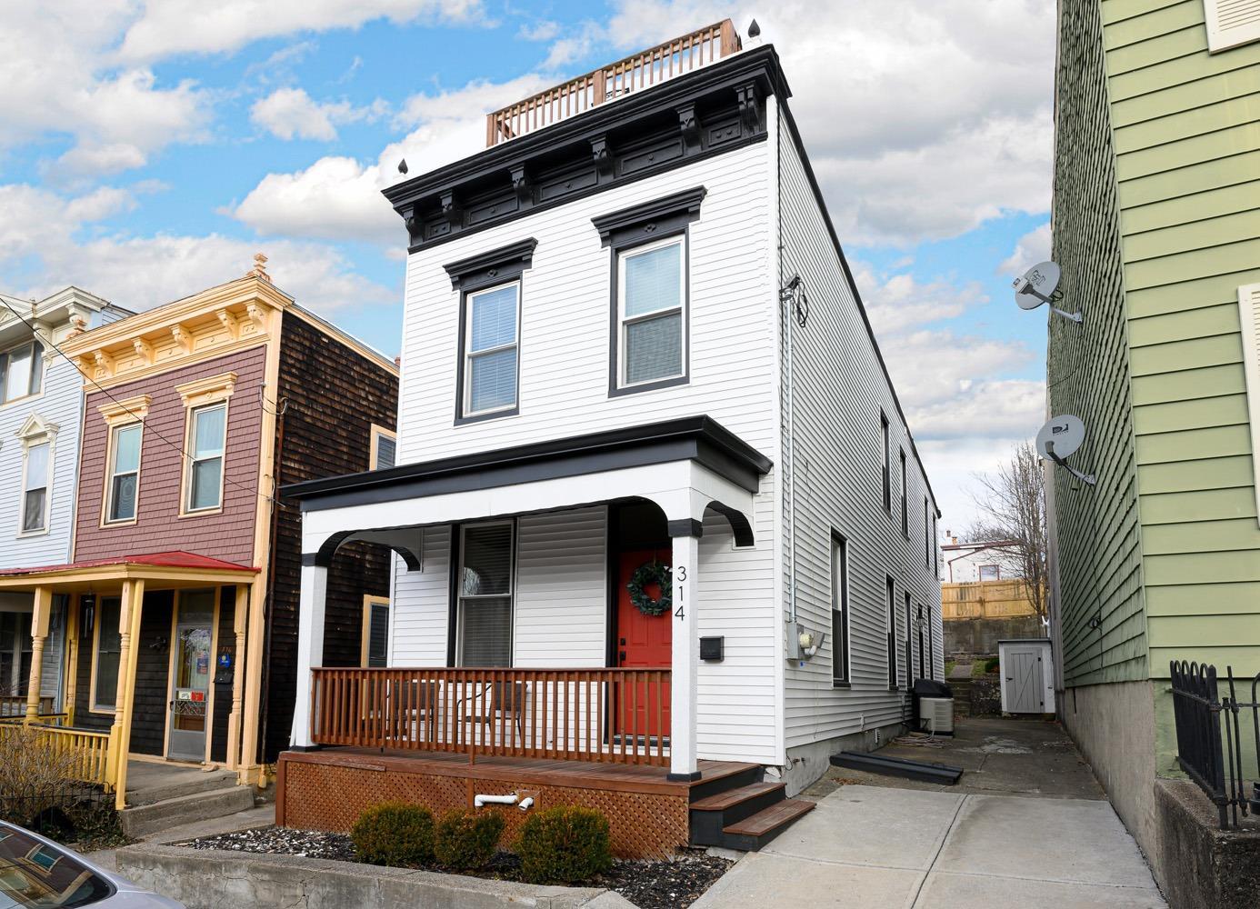 Property for sale at 314 Klotter Avenue, Cincinnati,  Ohio 45219