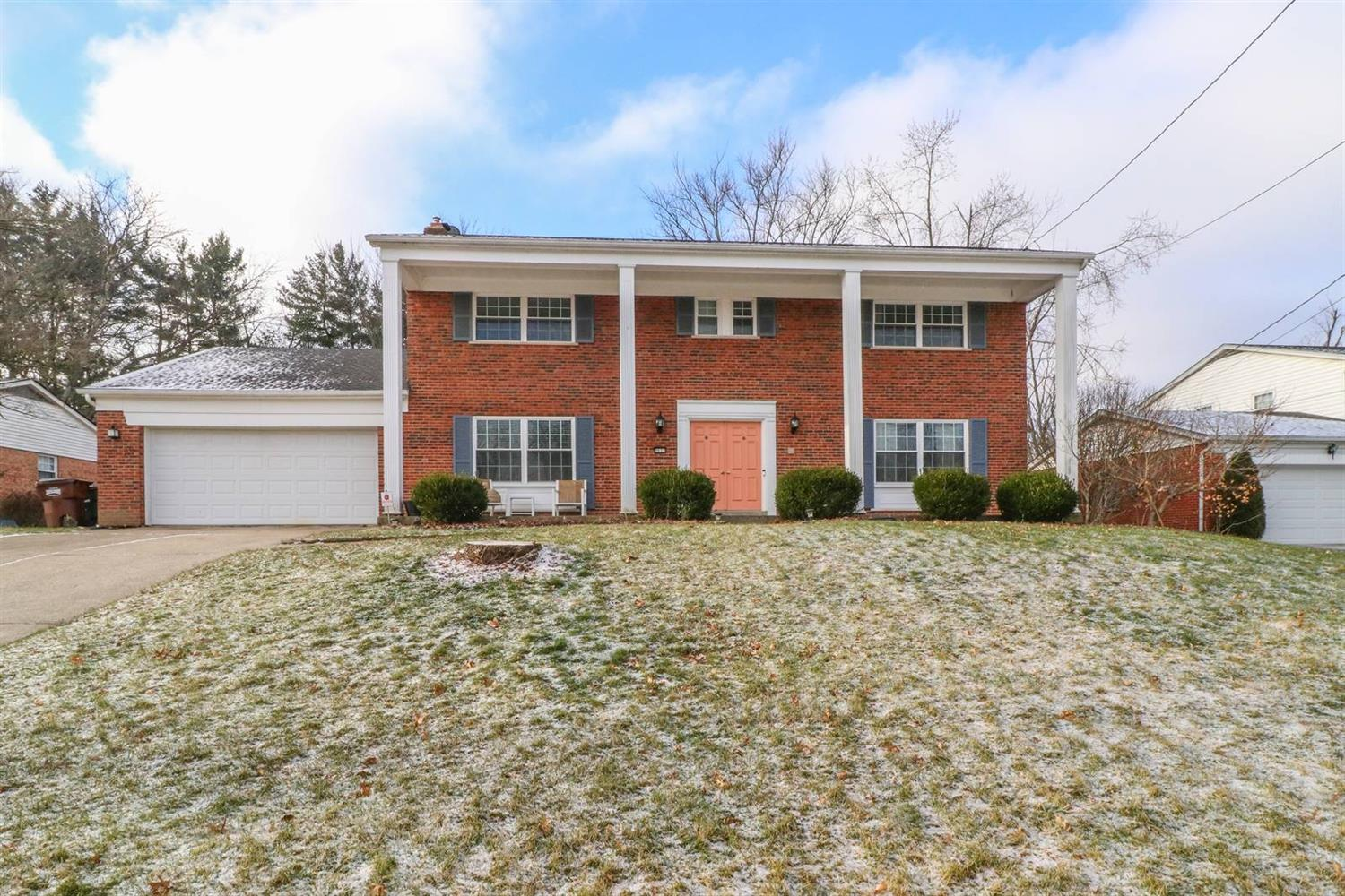 Property for sale at 9633 Leebrook Drive, Springfield Twp.,  Ohio 45231