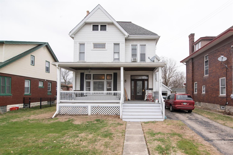 Property for sale at 4429 Ashland Avenue, Norwood,  Ohio 45212