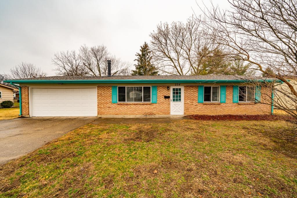 Property for sale at 234 Linda Court, Trenton,  Ohio 45067