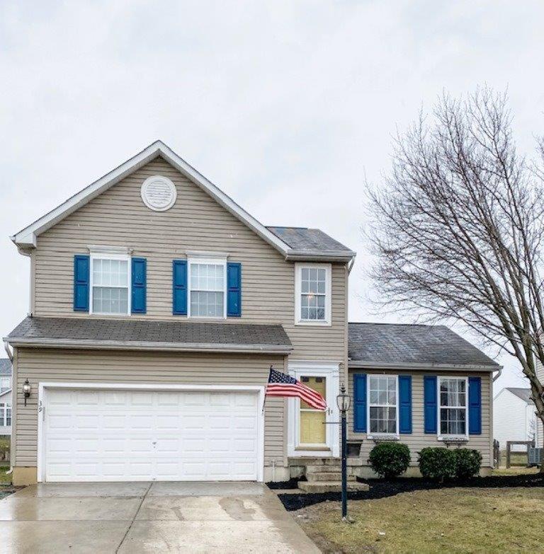 Property for sale at 39 Mccullough Drive, Springboro,  Ohio 45066