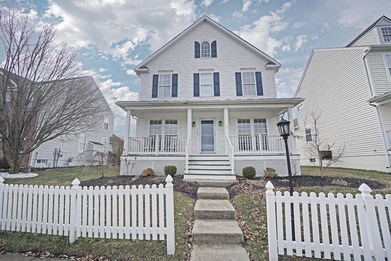 Property for sale at 1291 Garden Gate Lane, Lebanon,  Ohio 45036