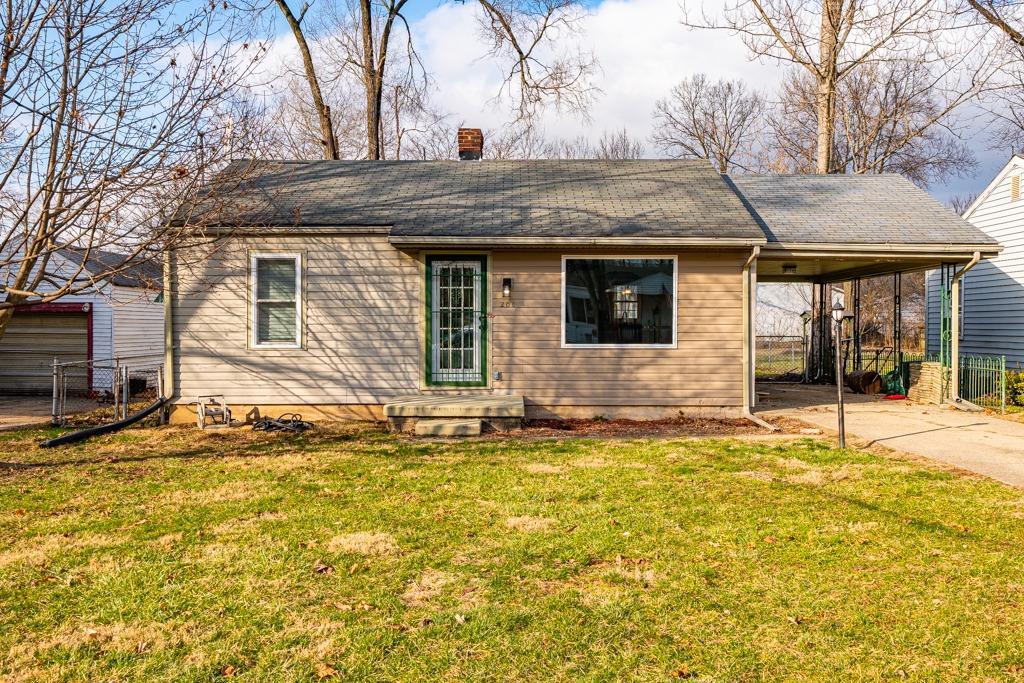Property for sale at 206 Ohio Avenue, Trenton,  Ohio 45067