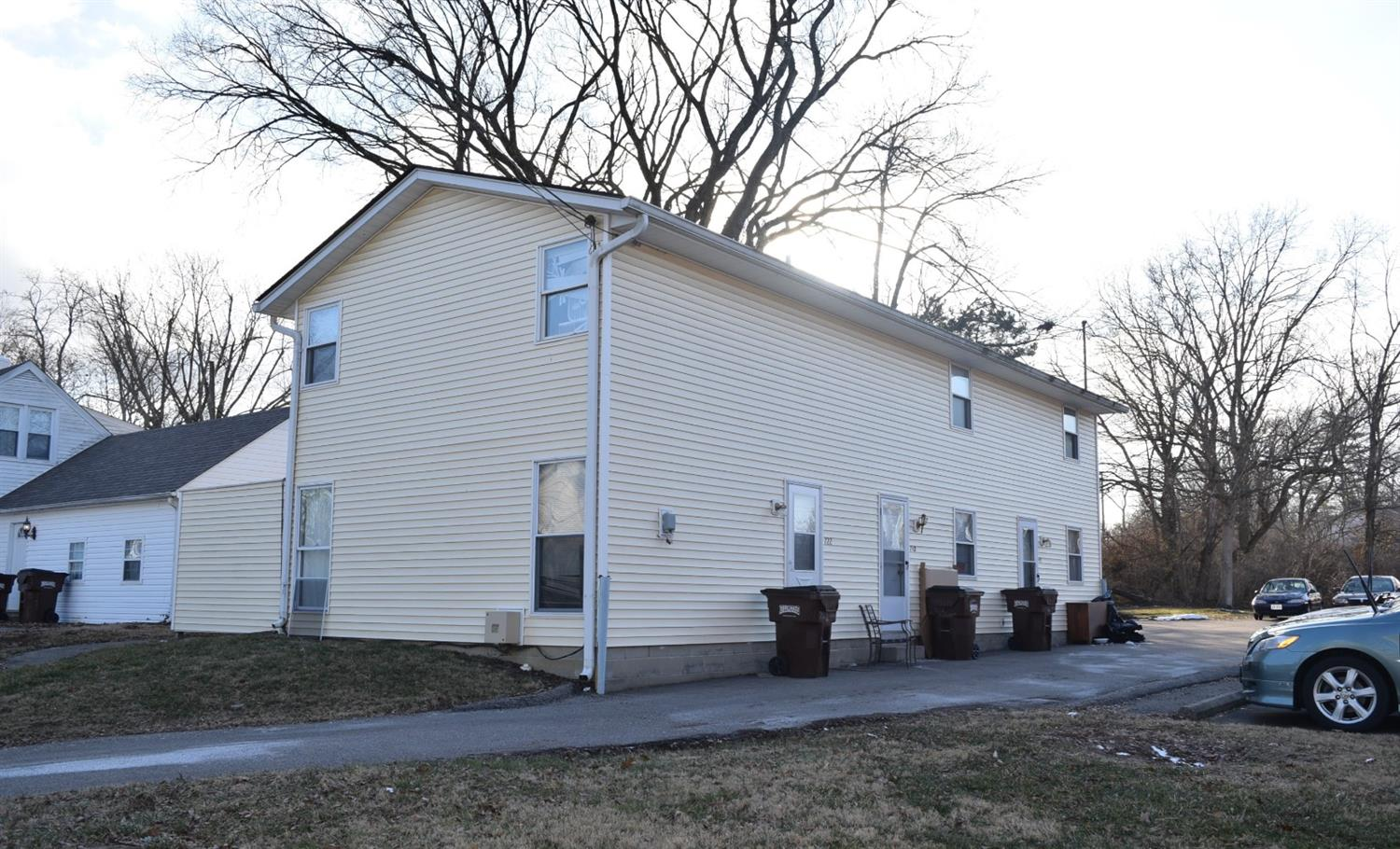 Property for sale at 722 S Poplar Street, Oxford,  Ohio 45056