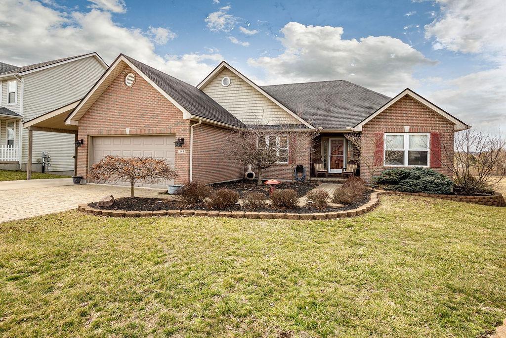 Property for sale at 849 Ginger Ridge Drive, Trenton,  Ohio 45067