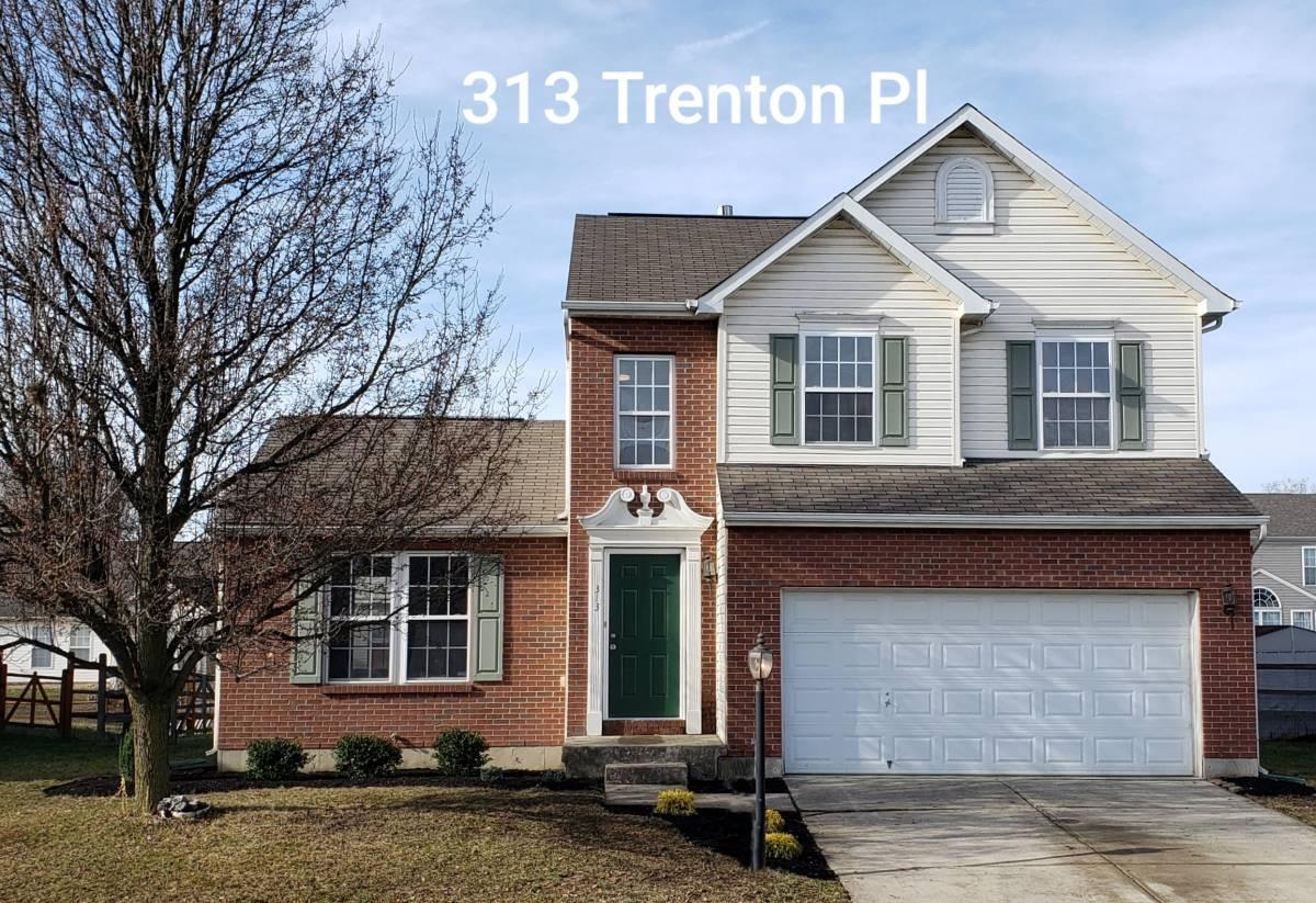 Property for sale at 313 Trenton Place, Trenton,  Ohio 45067