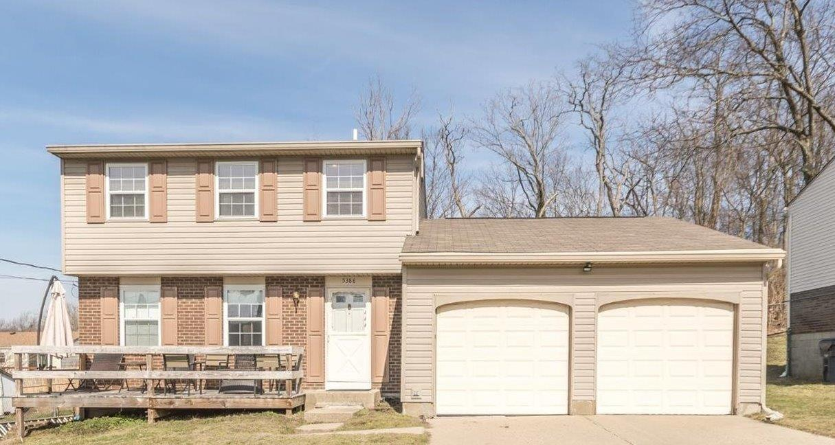 Property for sale at 5388 Casual Court, Delhi Twp,  Ohio 45238