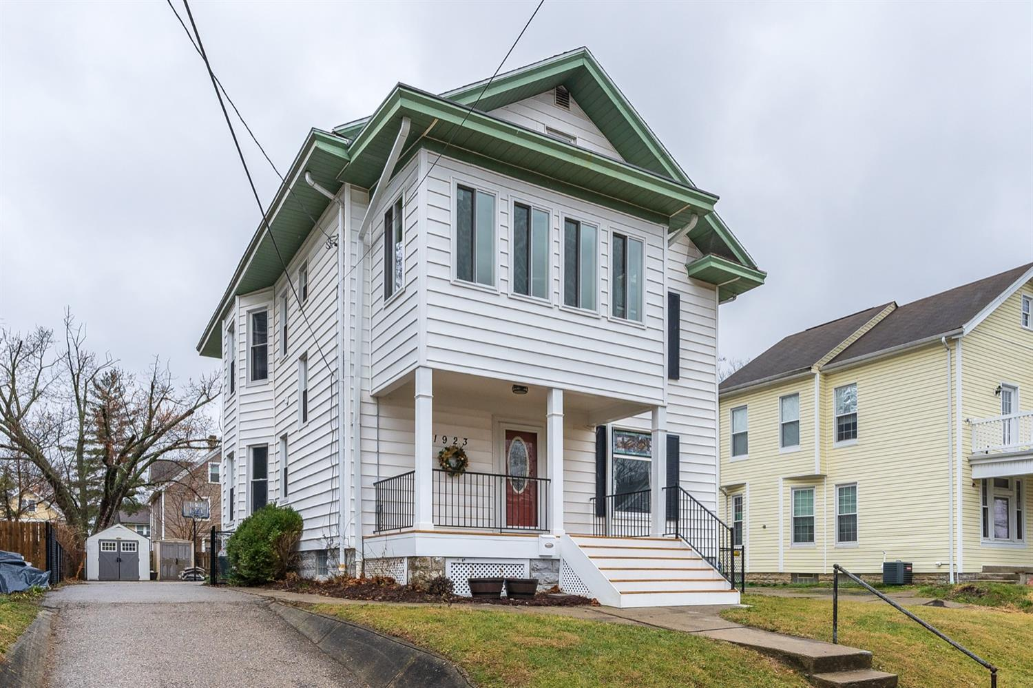 Property for sale at 1923 Delaware Avenue, Norwood,  Ohio 45212