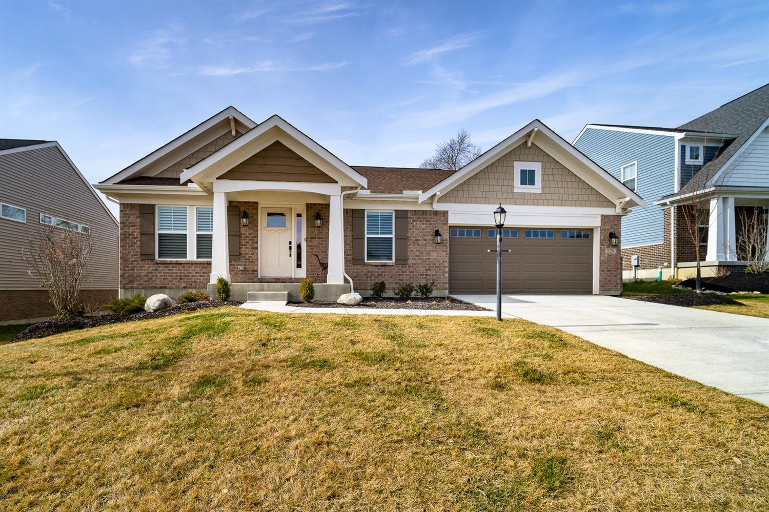Property for sale at 129 Willow Grove Drive, Springboro,  Ohio 45066