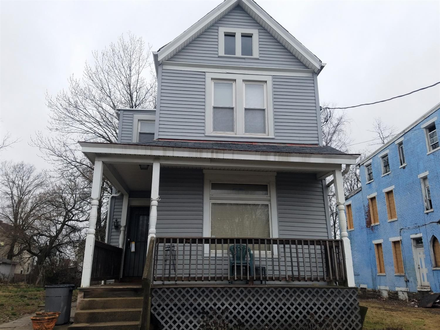 Property for sale at 3607 Newton Avenue, Cincinnati,  Ohio 45207