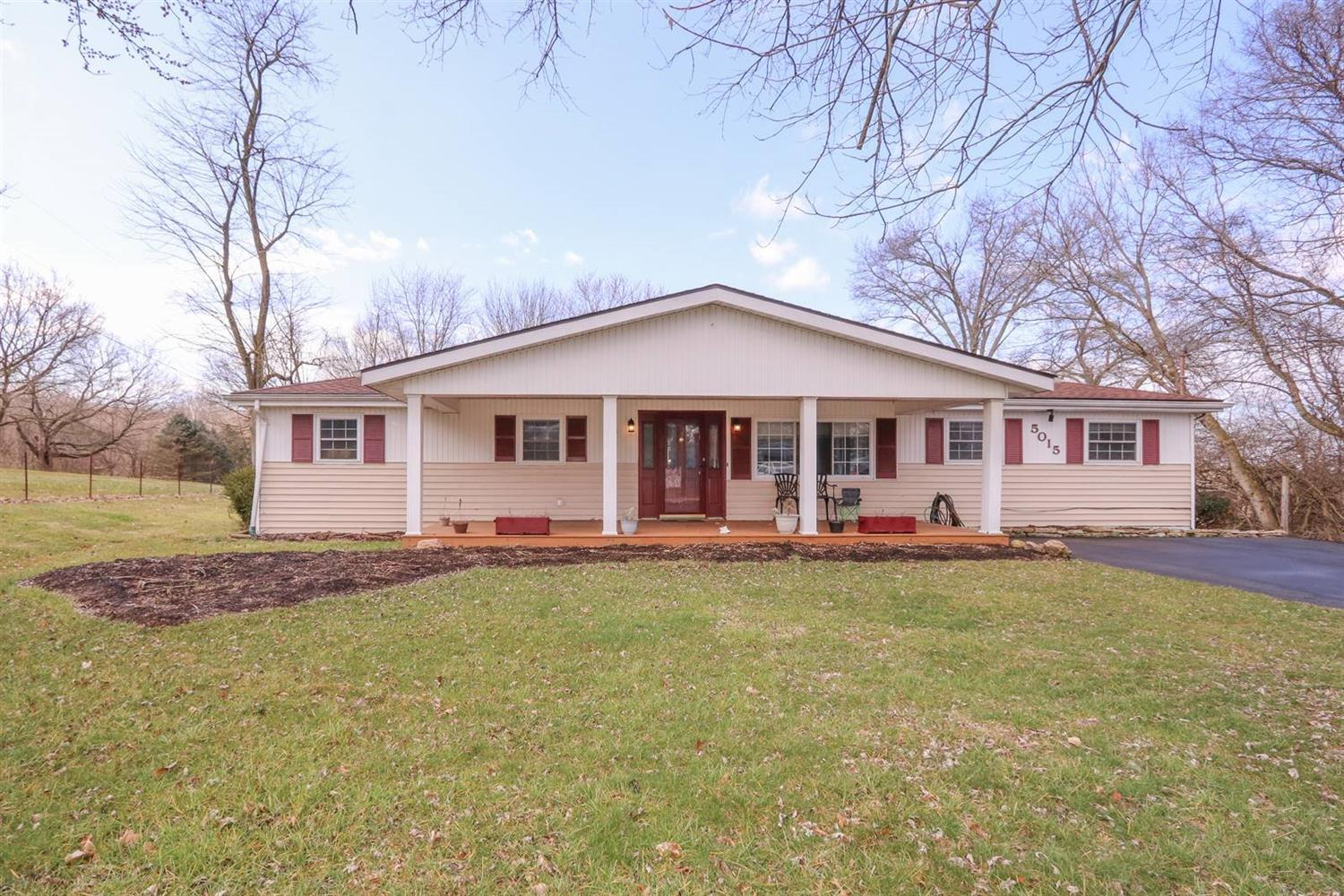 Property for sale at 5015 Columbia Road, Deerfield Twp.,  Ohio 45040