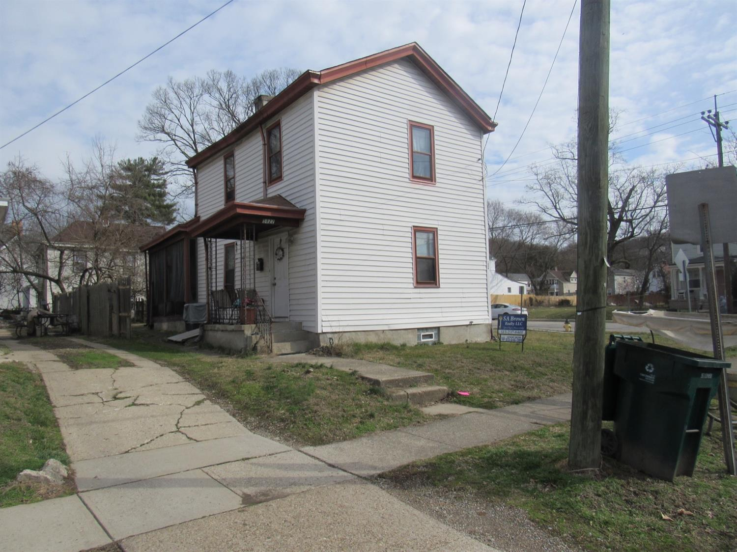 Property for sale at 5822 Chandler Street, Cincinnati,  Ohio 45227