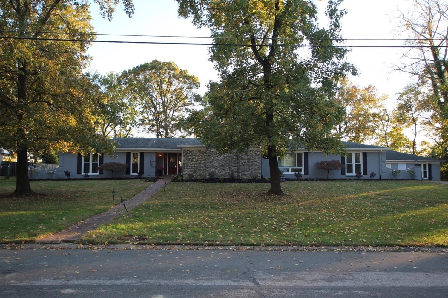 Property for sale at 6537 Kentucky View Drive, Anderson Twp,  Ohio 45230