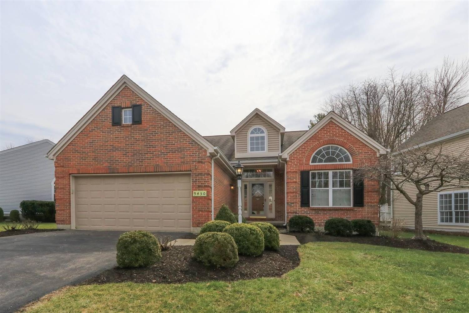 Property for sale at 9450 Carriage Run Circle, Deerfield Twp.,  Ohio 45140