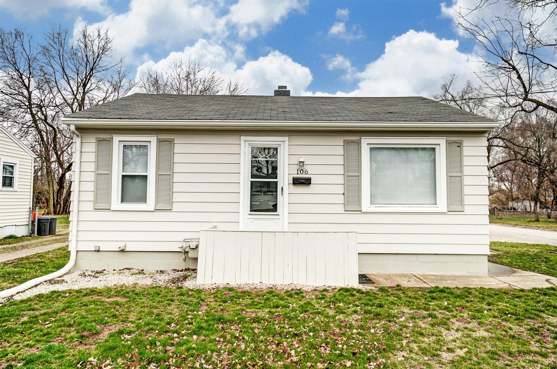 Property for sale at 106 E Home Avenue, Trenton,  Ohio 45067