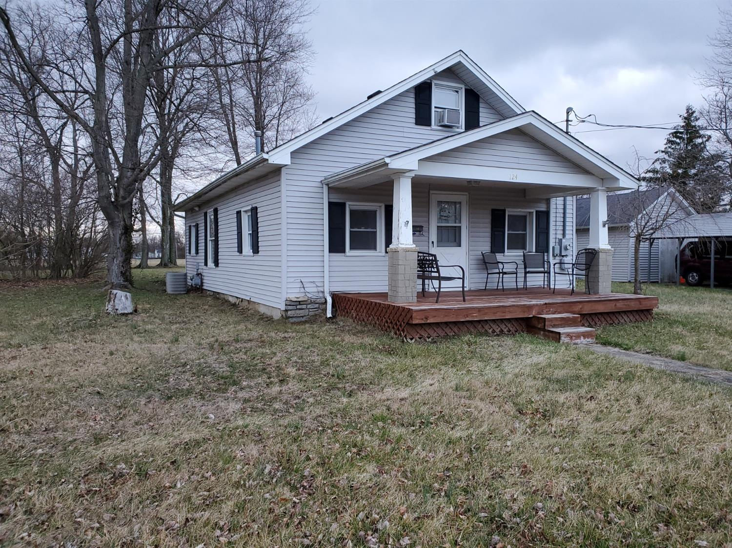 Property for sale at 124 Clark Street, Bethel,  Ohio 45106