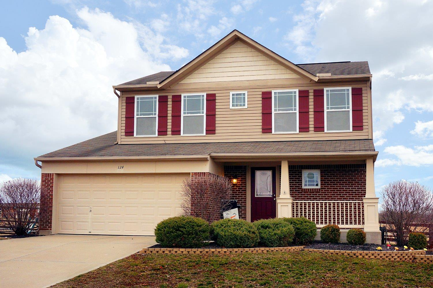 Property for sale at 124 Day Place, Trenton,  Ohio 45067