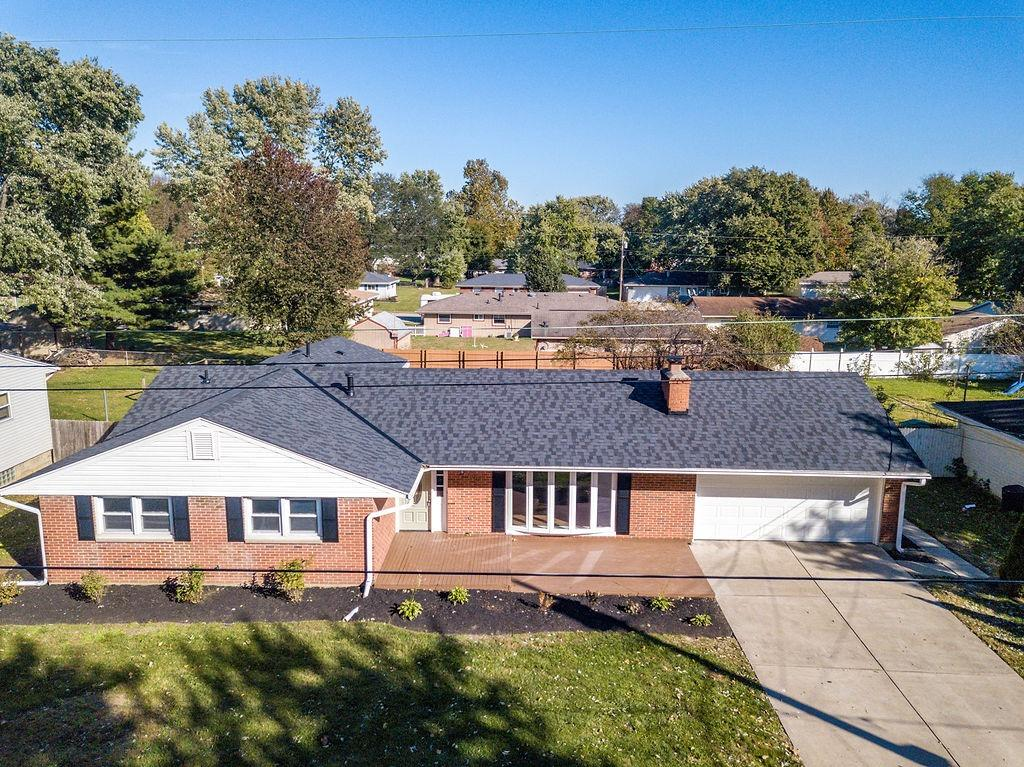 Property for sale at 806 Brookwood Drive, Trenton,  Ohio 45067