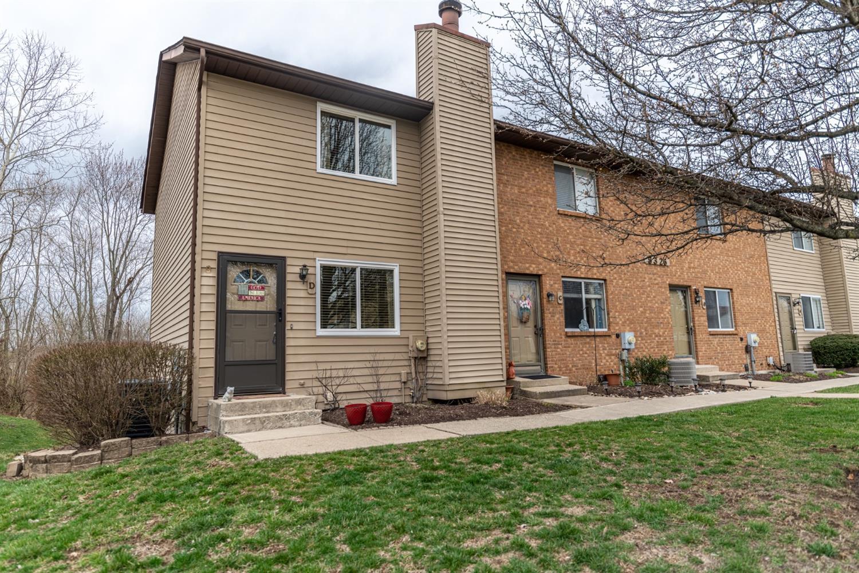 Property for sale at 5326 Bohem Drive Unit: D, Fairfield,  Ohio 45014