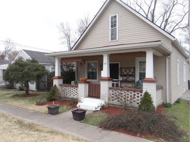 Property for sale at 147 Morris Street, Bethel,  Ohio 45106