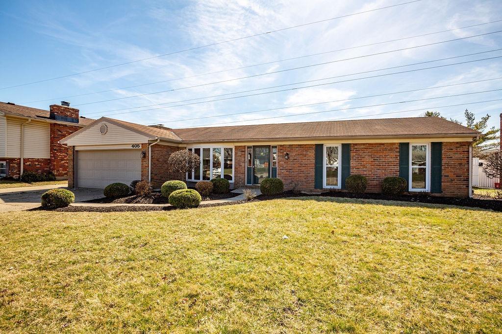 Property for sale at 405 W Arlington Drive, Trenton,  Ohio 45067