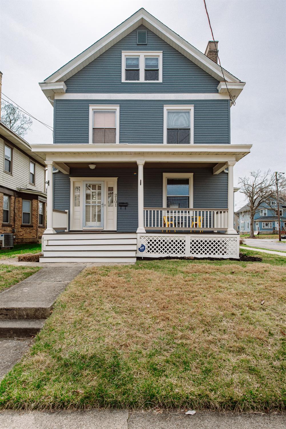 Property for sale at 2101 Hudson Avenue, Norwood,  Ohio 45212