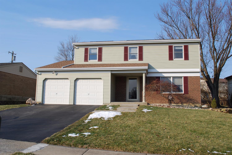 Property for sale at 291 Clareknoll Court, Delhi Twp,  Ohio 45238