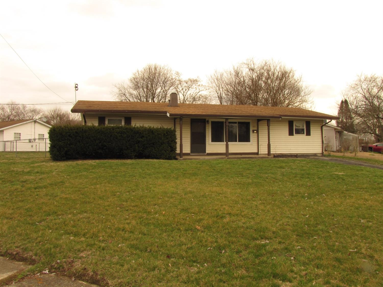 Property for sale at 113 Westfield Drive, Harrison,  Ohio 45030