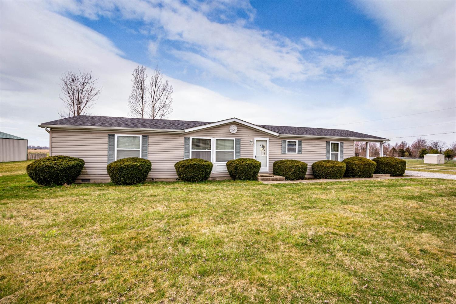 Property for sale at 10839 Bilbee Road, Clark Twp,  Ohio 45130