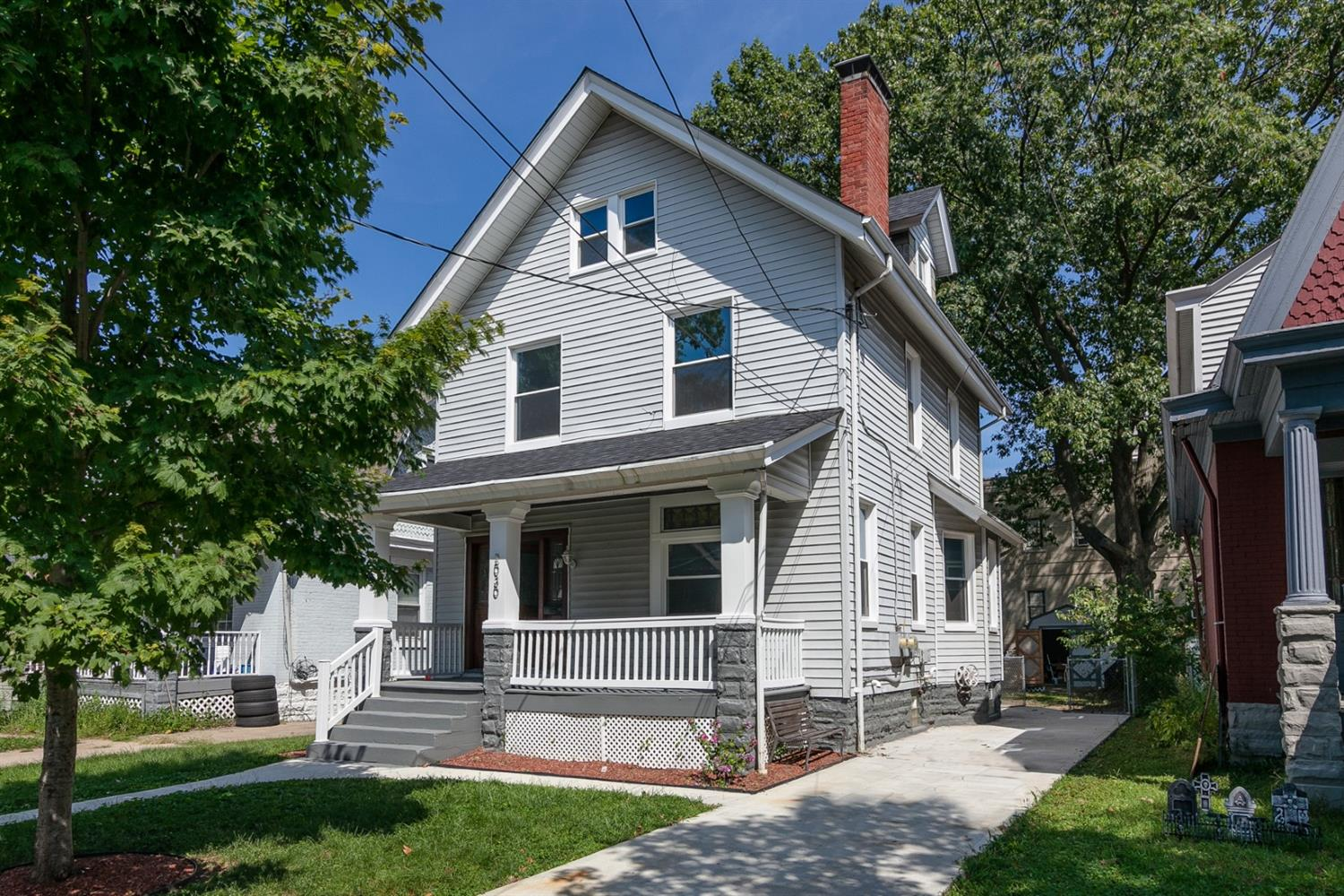 Property for sale at 2030 Weyer Avenue, Norwood,  Ohio 45212