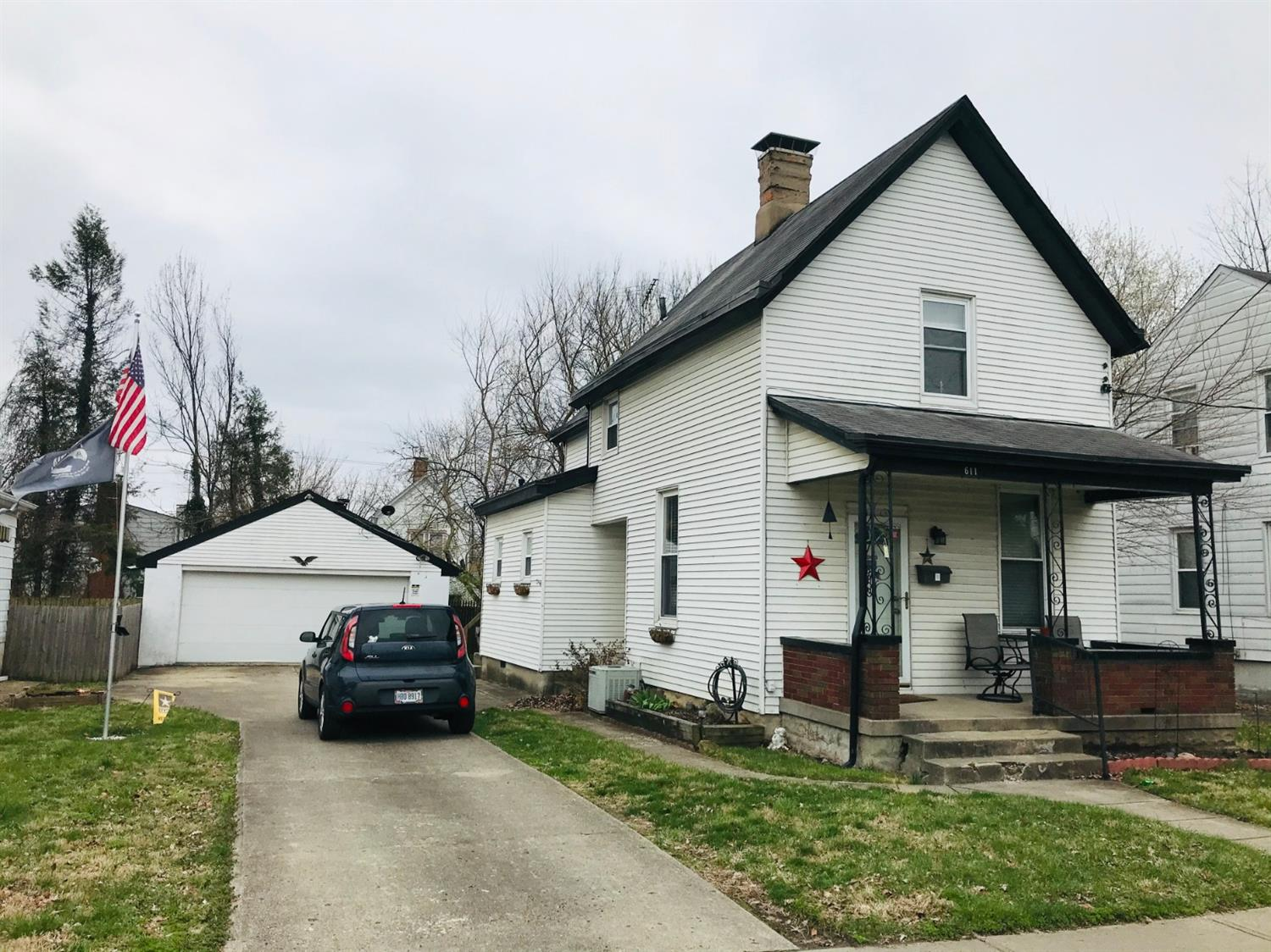 Property for sale at 611 Arlington Avenue, Arlington Heights,  Ohio 45215