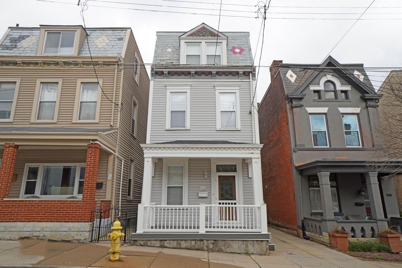 Property for sale at 966 Hatch, Cincinnati,  Ohio 45202