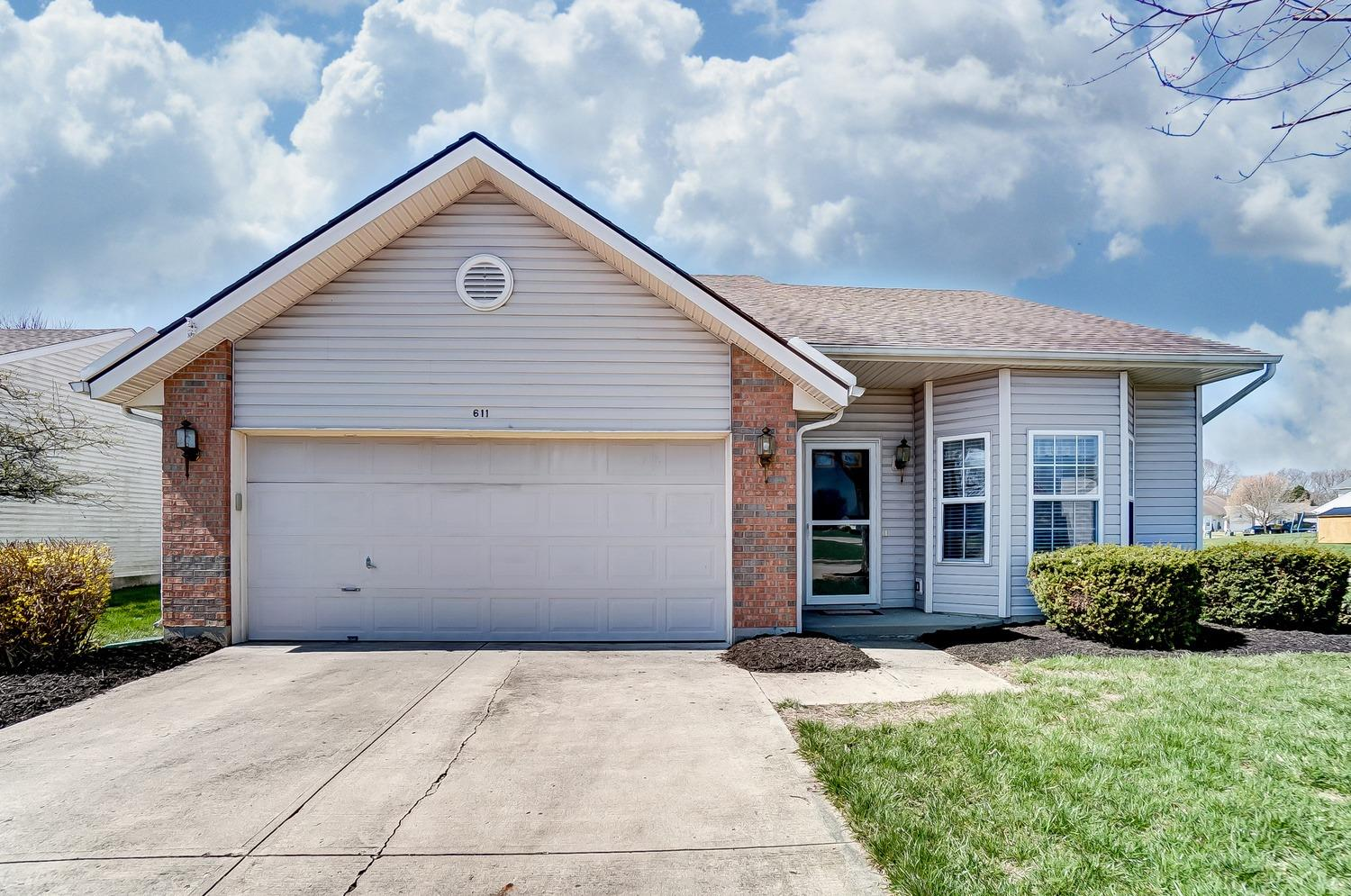 Property for sale at 611 Willow Place, Trenton,  Ohio 45067
